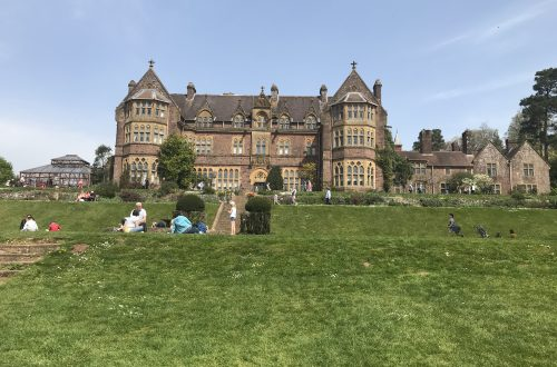 Knightshayes Tiverton Jessica Cantell - National Trust