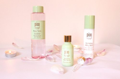 Pixi beauty products, haul and review by Jessica Cantell