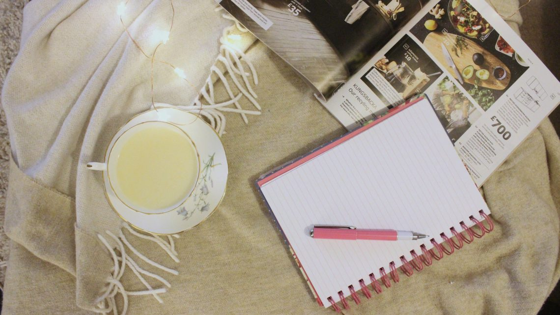 organisation tips and advice by Jessica Cantell