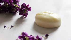 Lush conditioner bar review Jessica Cantell