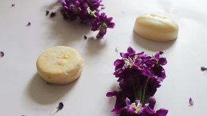 Lush shampoo and conditioner bars
