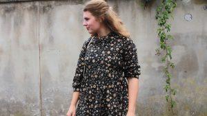 Darla review - Becca Smock Dress - Jessica Cantell