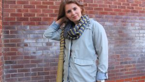 Short Bowline Jacket - Lighthouse review by Jessica Cantell