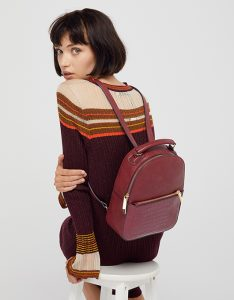 Accessorize backpack - Jessica Cantell