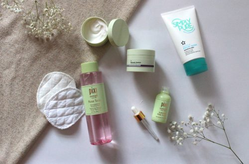 Cruelty free skincare routine for combination skin - Jessica Cantell