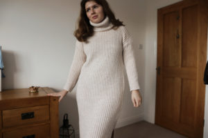 Katch Me Knitted Dress
