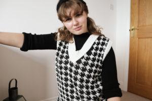 Katch Me Oversized Vest
